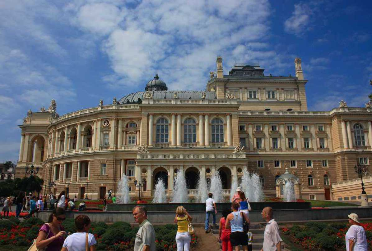 Odessa-Opera-and-Ballet-Theater-by-dmytrokFlickr