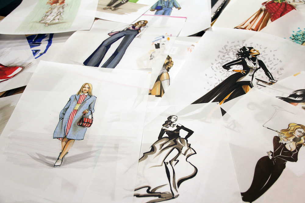 fashion-sketching-almaty