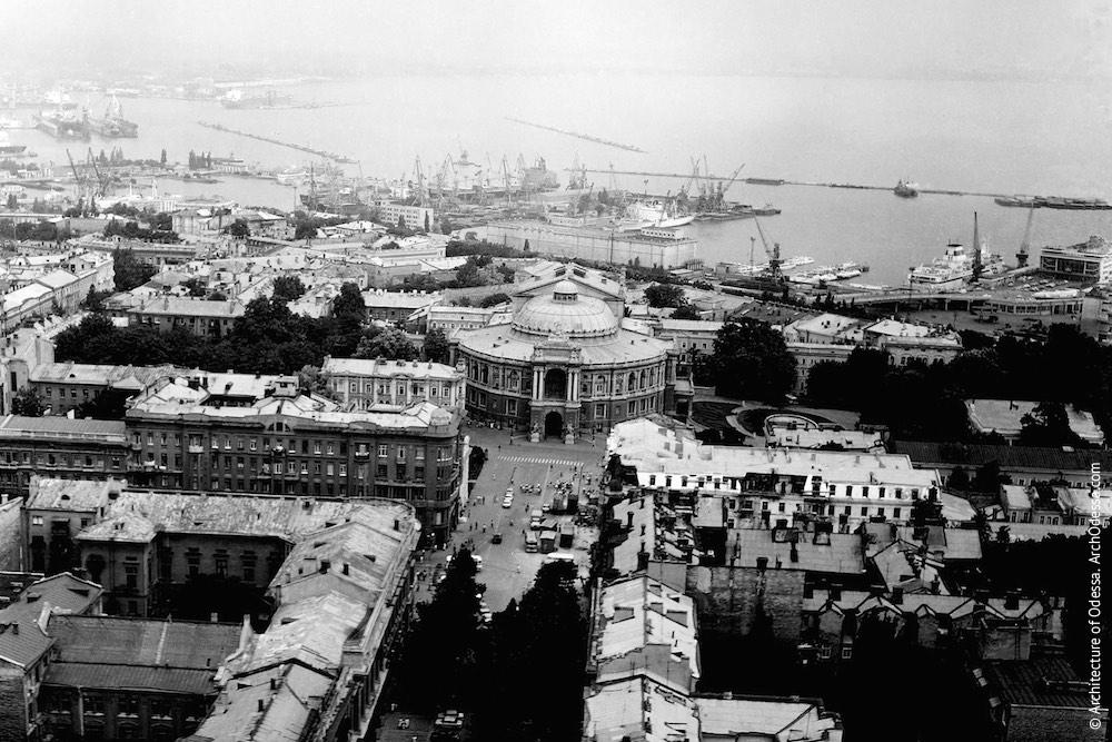 Одесский Оперный театр с 1944 года до наших дней — фотоистория (фото)