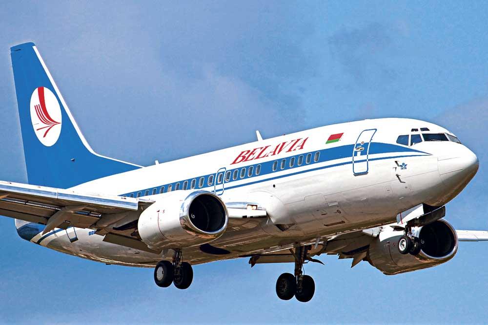 Авиасанкции против РФ привели в Одессу белорусскую авиакомпанию