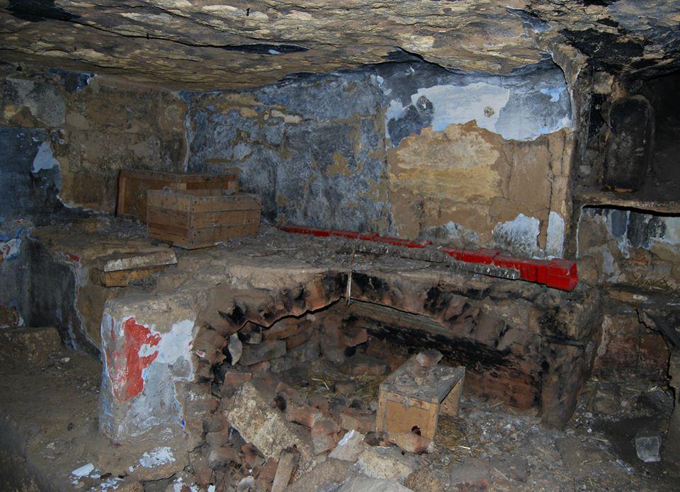 Пещерные дома Одессы: исследователи находят свидетельства быта (фото)