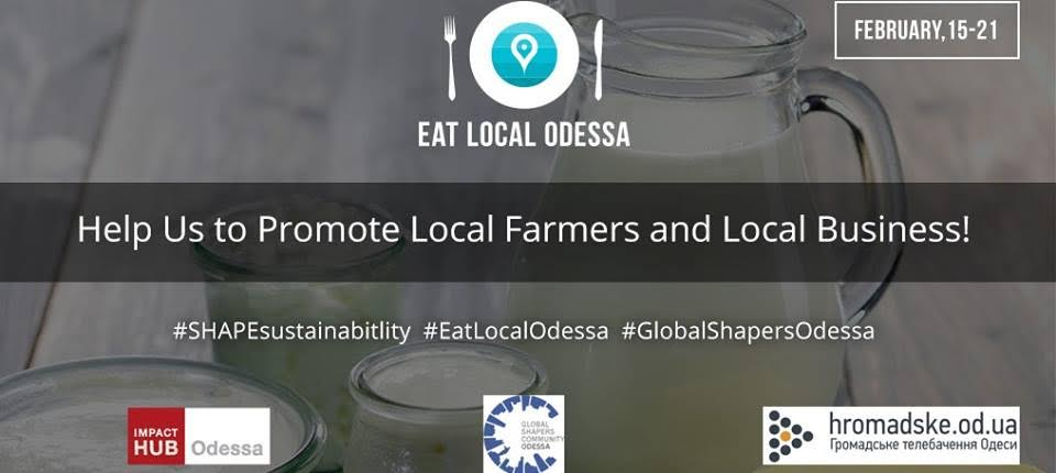 100 одесситов будут в течение недели пробовать местную еду и рассказывать об этом в соцсетях