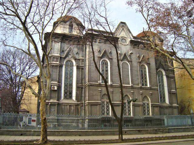 Бродская синагога — Одесский областной архив (инфографика)