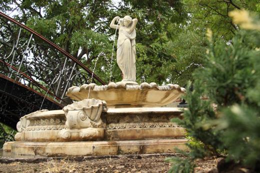 «Уголок старой Одессы» восстановили (фото)
