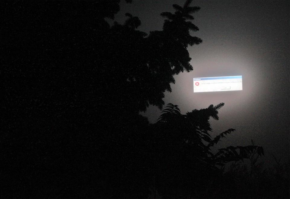 """Одессит рассказал, как снял знаменитый """"Сбой небесной программы"""", облетевший мир (фото)"""
