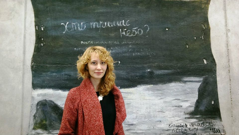 Ольга Балашова – искусствовед, критик, кандидат философских наук.