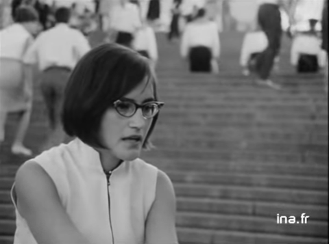 Кинодокумент: Одесса 1967 года глазами французских туристов