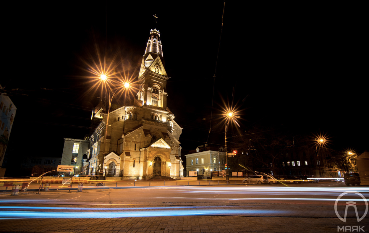 Собор святого Павла — одесская Кирха