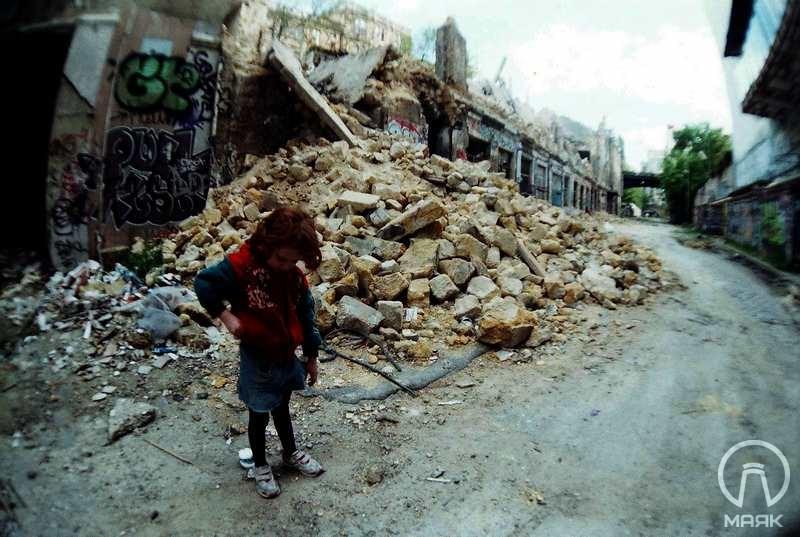 Фотограф собрал коллекцию снимков «архитектурного геноцида» в Одессе