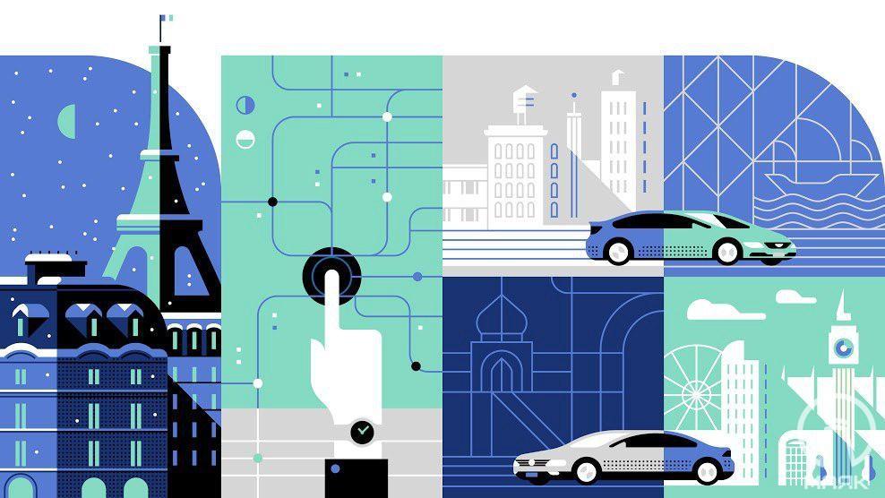 Uber в Одессе: вопросы и ответы