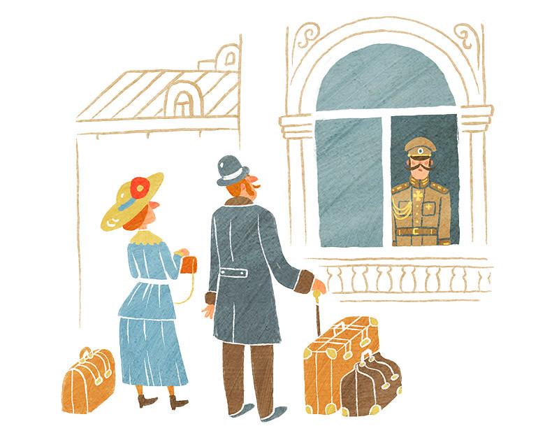 Путеводитель: где жить, есть и развлекаться туристу в Одессе 100 лет назад