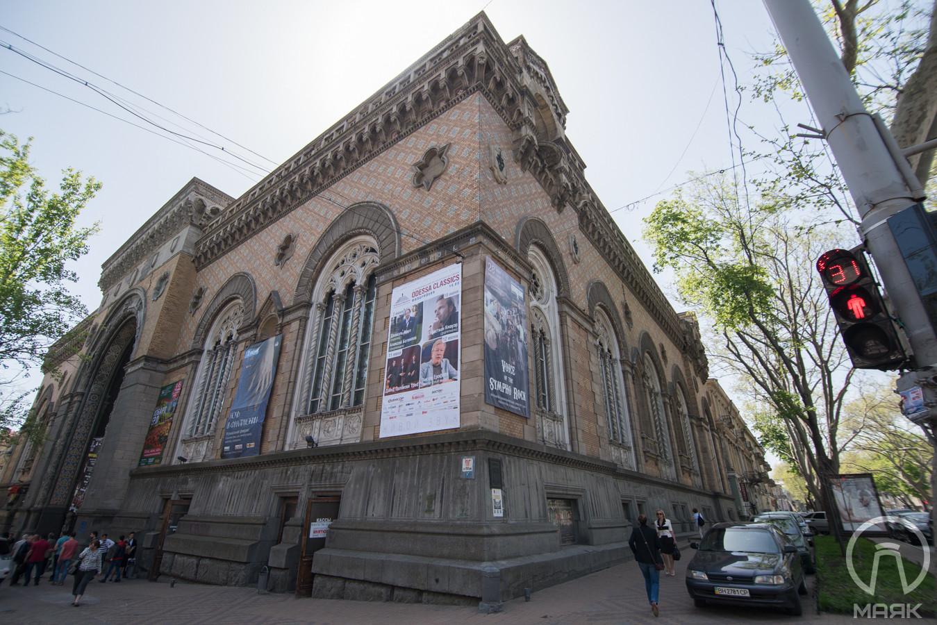 В Одессе предлагают запретитьстроительство в знаковых местах безархитектурного конкурса