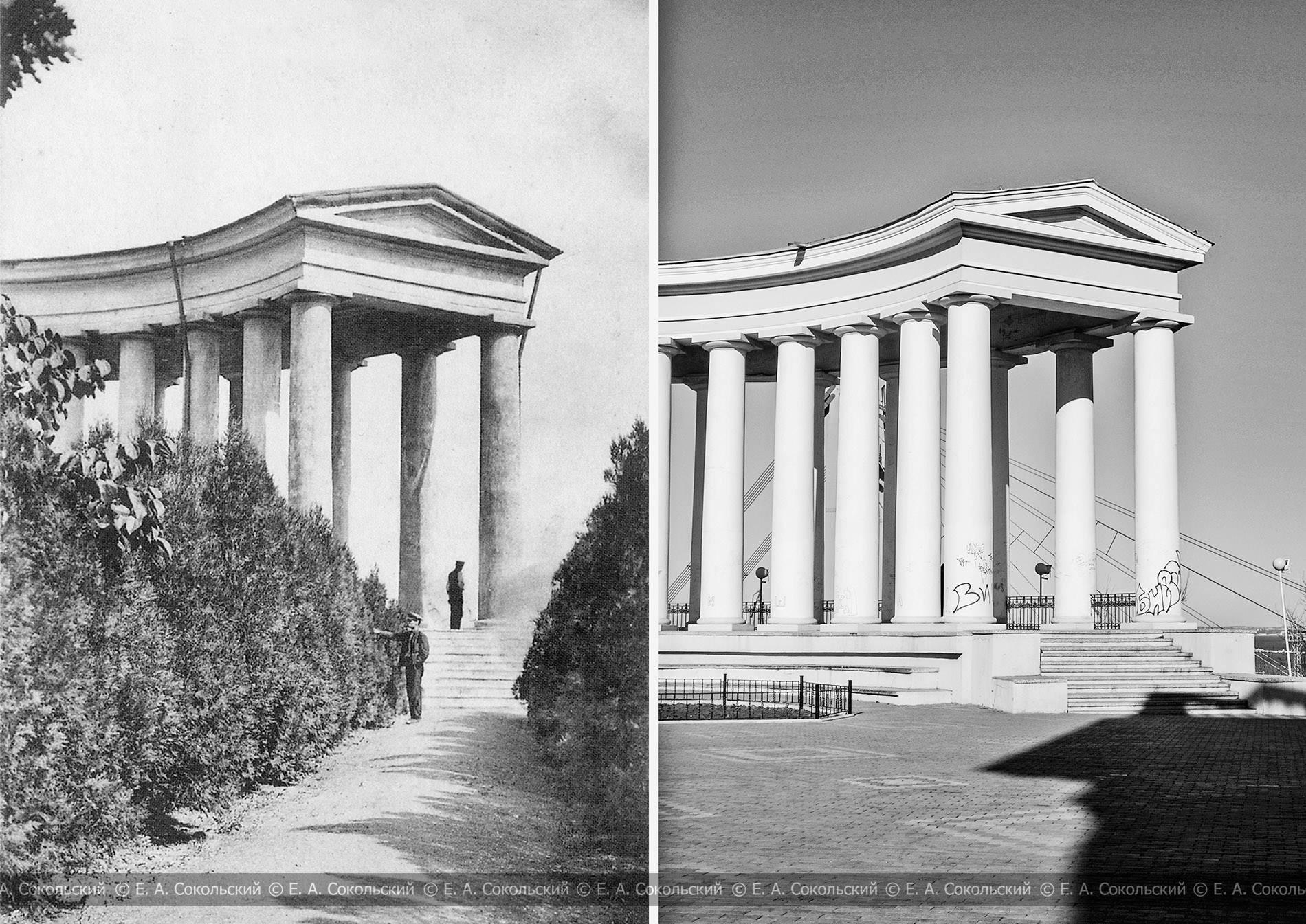 «Одесса: было-стало» — краевед сравнивает городские виды с разницей 30-150 лет