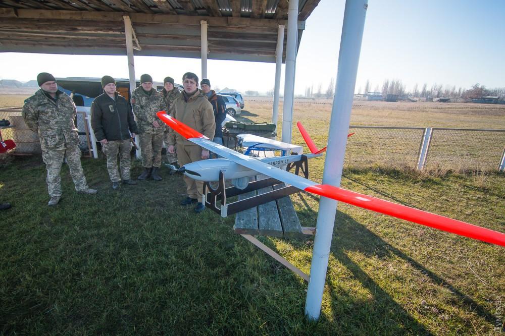 В Одессе испытали беспилотные летательные аппараты с рекордными показателями полета