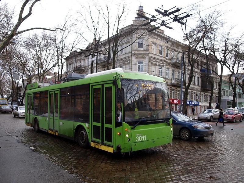 В Одессе к конкурсу по отбору оператора системы «электронного билета» допустили одну компанию