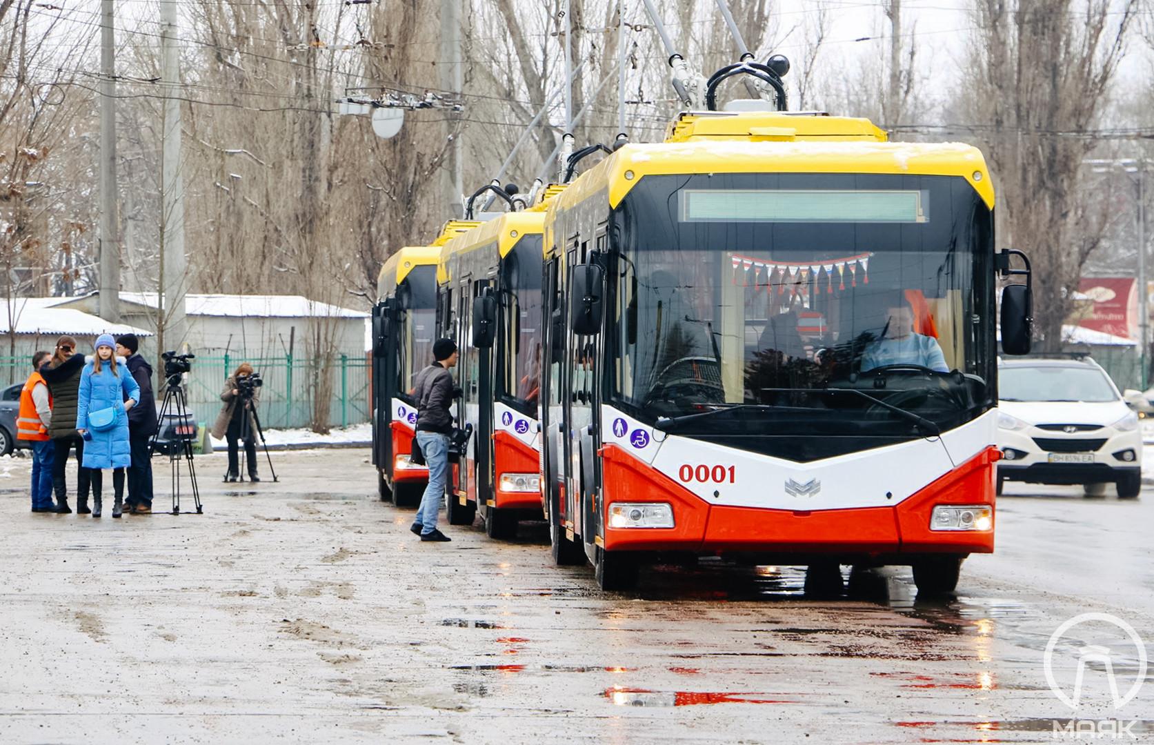 Как можно изменить маршруты троллейбусов и трамваев в Одессе