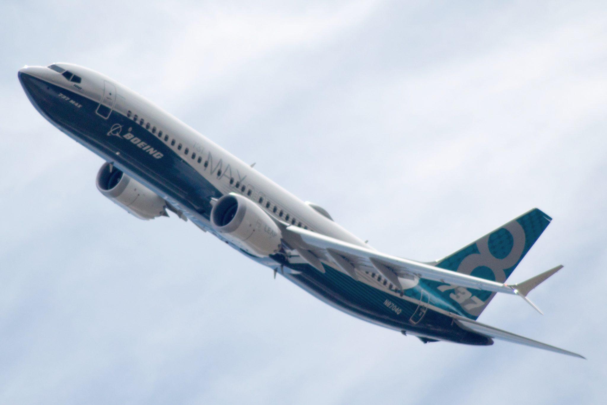 Авиакомпания SkyUp, планирующая дешевые полеты из Одессы в Киев, Львов и Харьков, заказала самолеты Boeing нового поколения