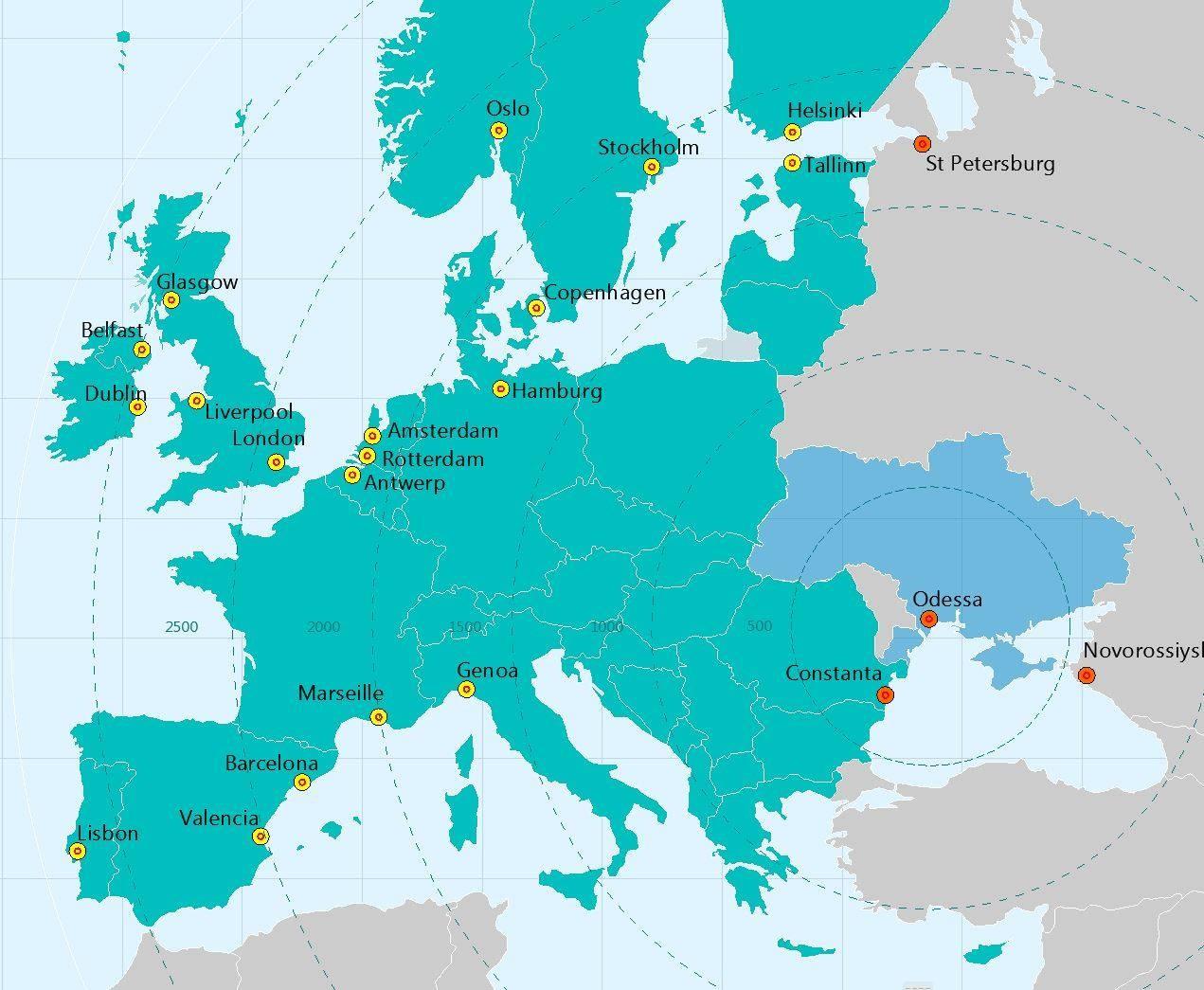 Представим только: что было бы, если бы порт вынесли из Одессы?
