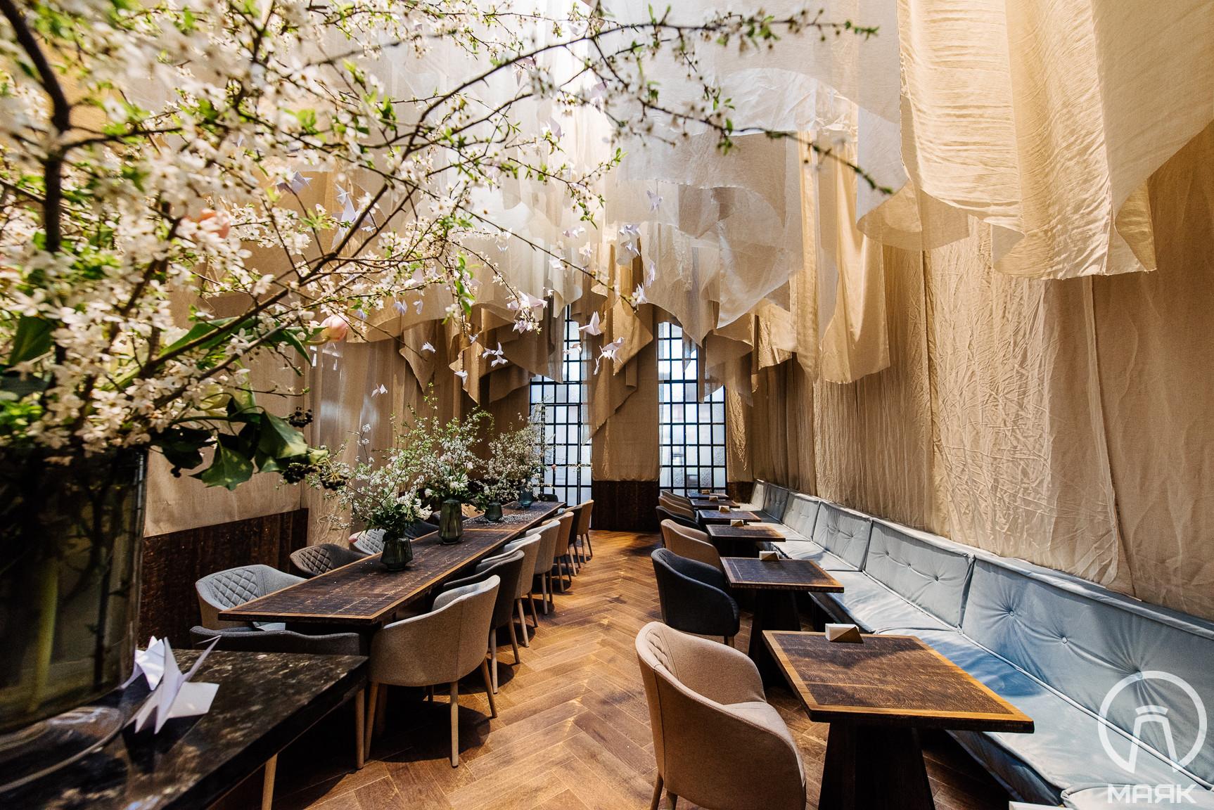 Обзор нового ресторана Frebule в социальном пространстве 4City