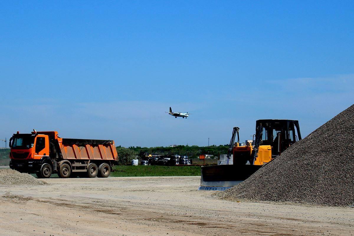 Новая взлетная полоса Одесского аэропорта позволит принимать Boeing-767