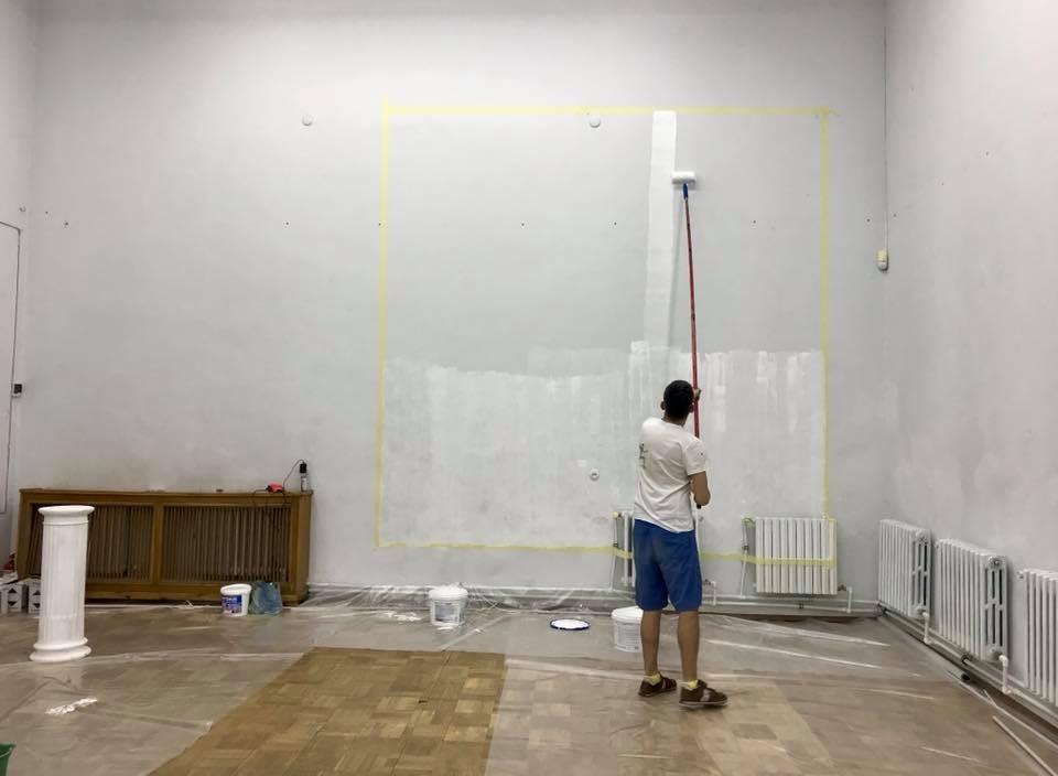 В Одесском художественном музее проведут выставку уникальных граффити Terrible Kissers