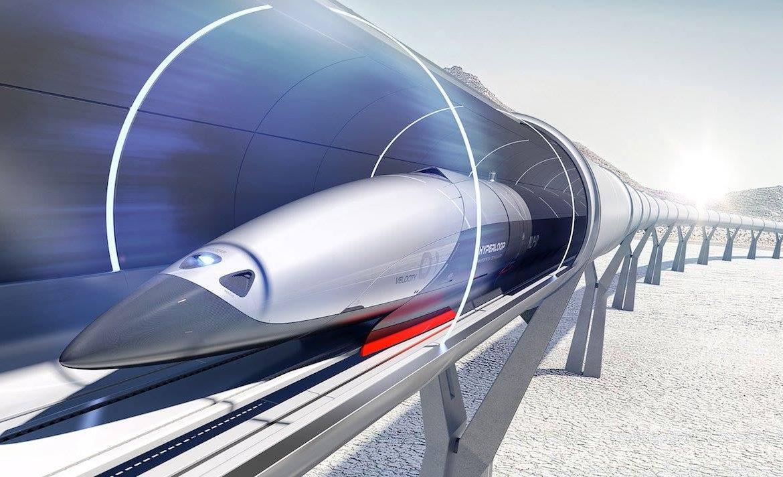 Украина подписала меморандум с Hyperloop: обещают поездку Одесса — Киев за 30 минут