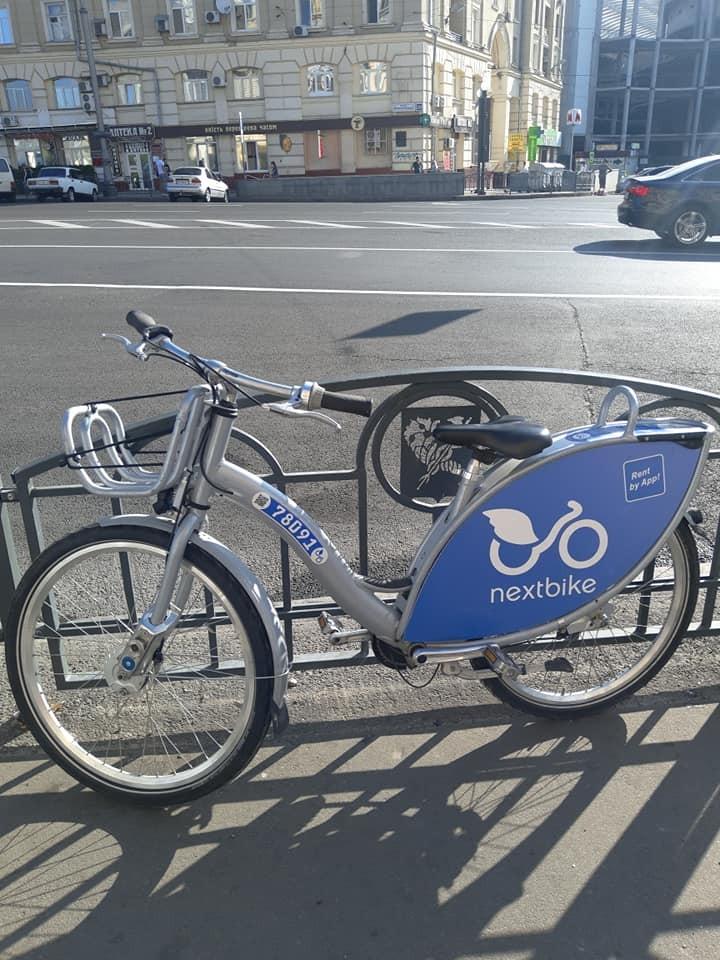 Городской велопрокат открывается в Харькове