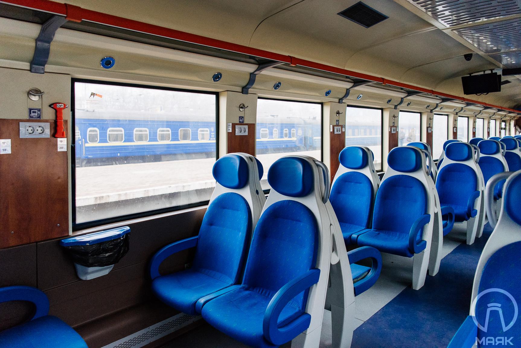 В поезде Кишинев-Одесса удваивают количество вагонов с 24 по 26 августа