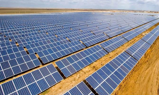 В Одесской области достроили две солнечные электростанции