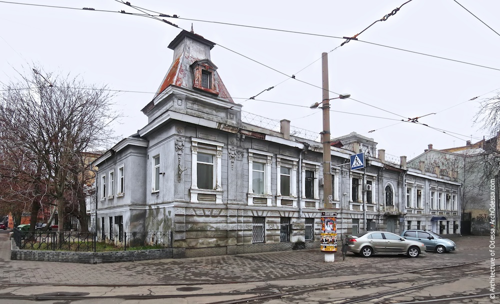 Фото — Архитектура Одессы