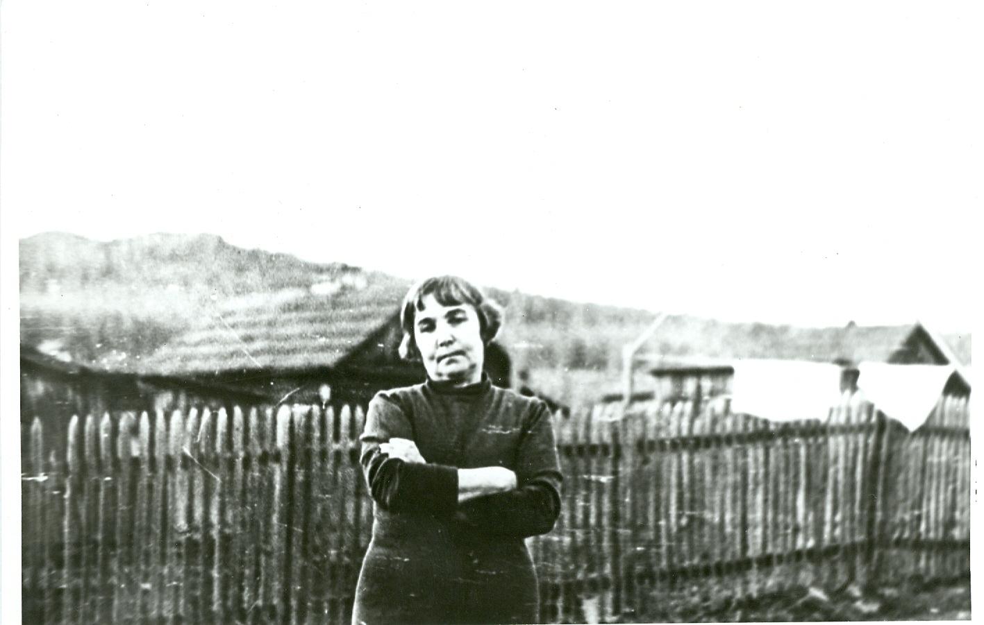 В Читинской ссылке, 1977 год