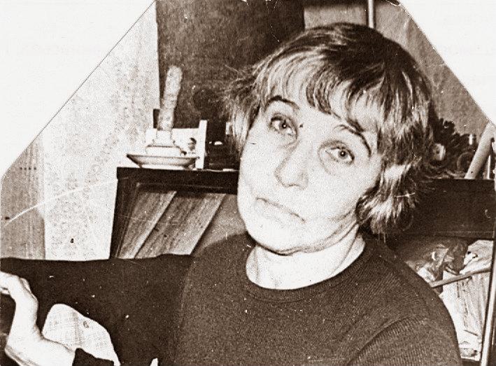 Мальва Ланда. После ссылки. 1978 год. Все фото из архива Международного Мемориала