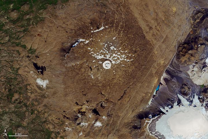 И так в августе 2019. Фото — NASA.
