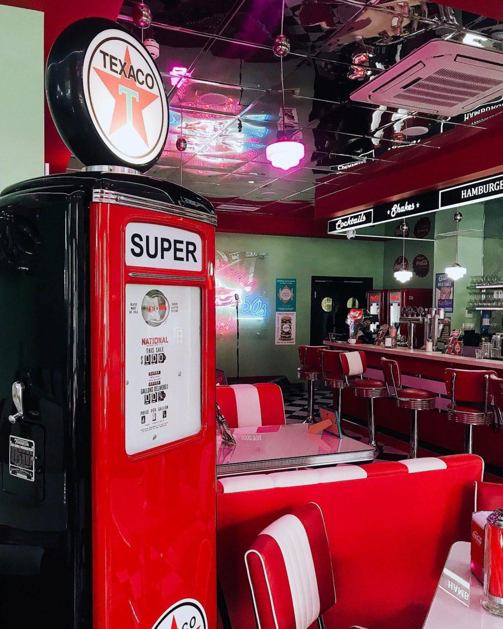 Фото —American 50s Diner.