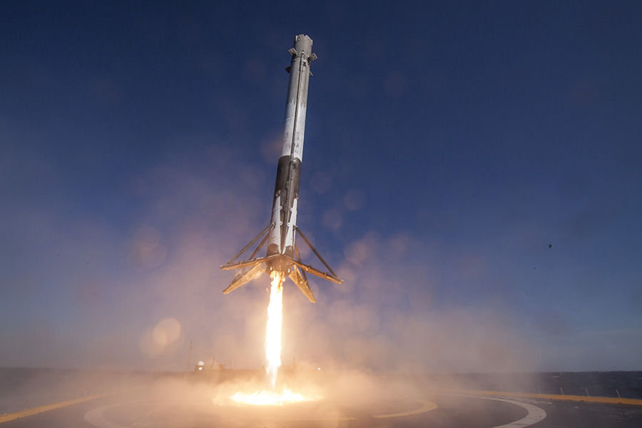 Фото —SpaceX
