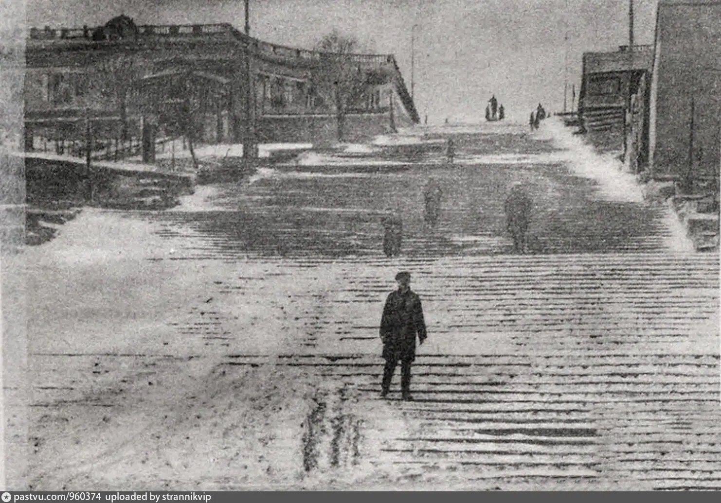 Журнал «Огонек» за 1927-й год. Опубликовал Евгений Сокольский