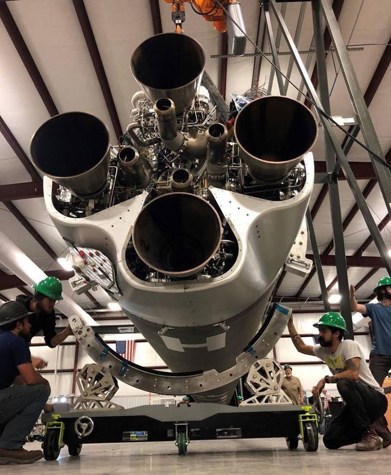 Фото со страницы Firefly Aerospace в Facebook.