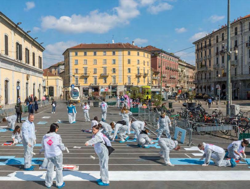 Милан, Италия. Фото — Bloomberg.
