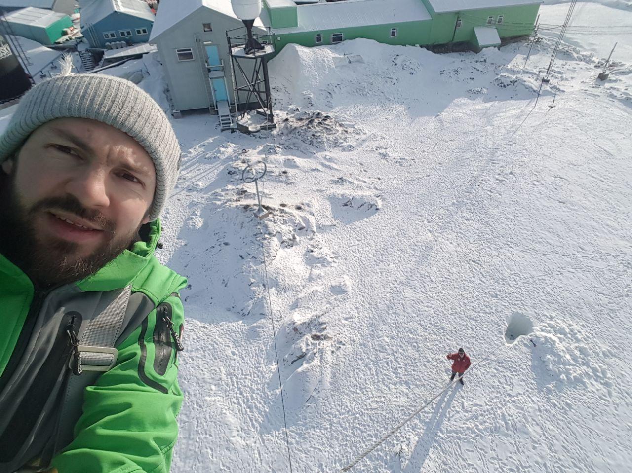 Все фото из канала «Полярники і полярниці».