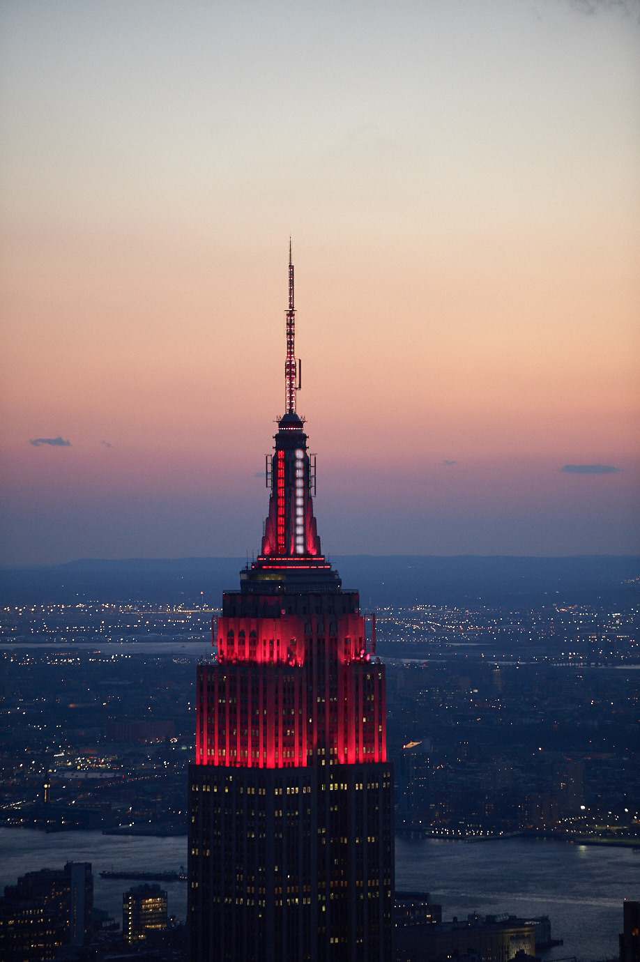 Фото — Empire State Building.