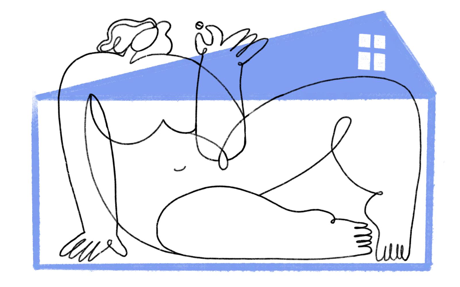 Иллюстрация — Алина Кропачова.