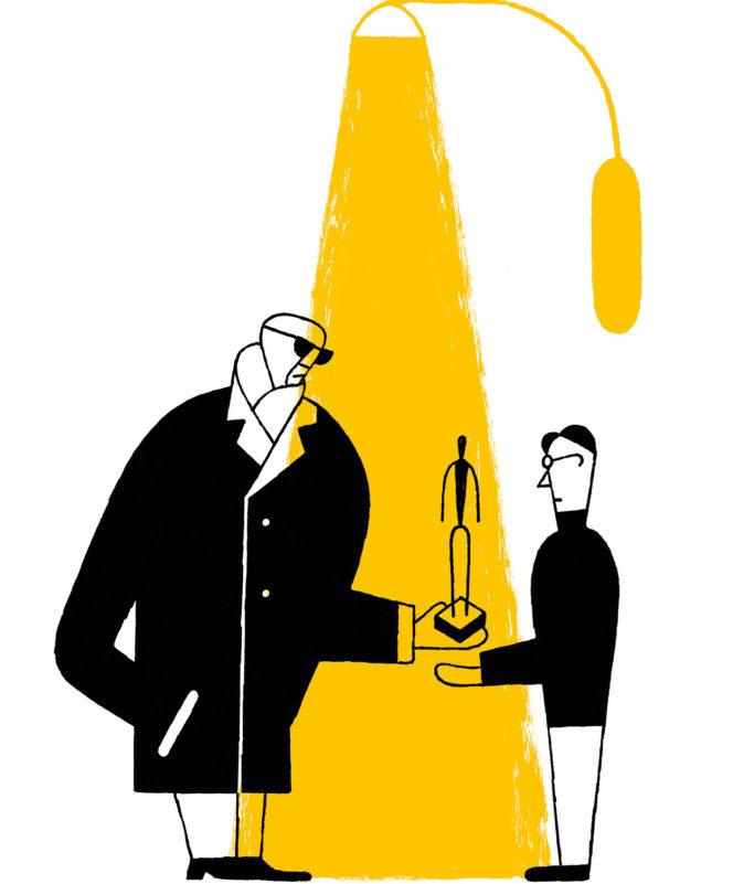 Иллюстрация: Miguel Porlan