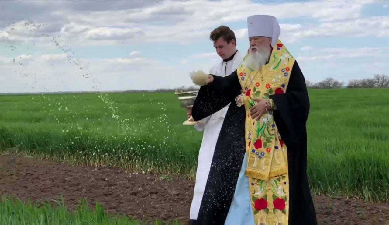 Фото — Одесская епархия.