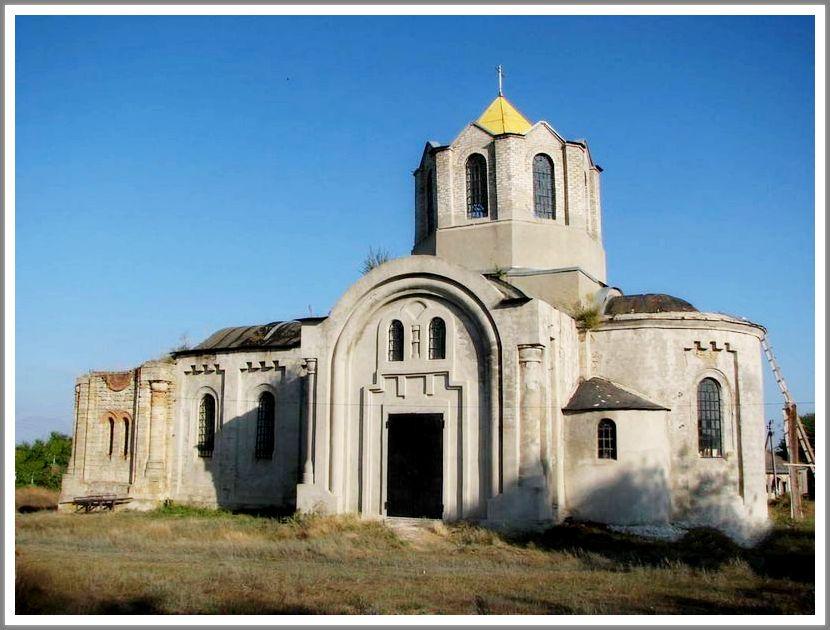 Богоявленский храм в Веселянке, бывшая домашняя церковь графа Виктора Канкрина.  Фото — Владимира Шака.