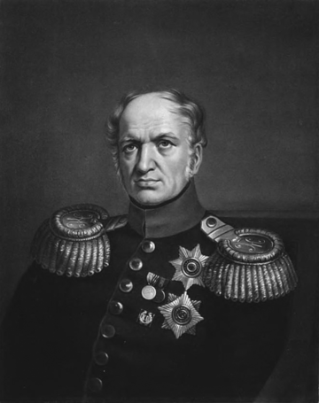 Егор Канкрин.
