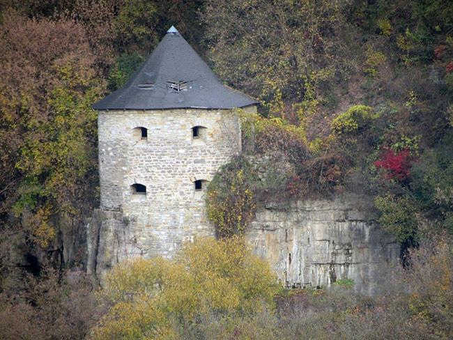 Захаржевская башня. Фото —«Кам'янець».