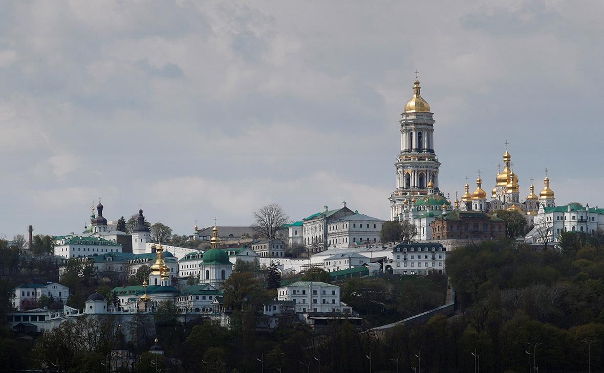 Фото —Киево-Печерская лавра.