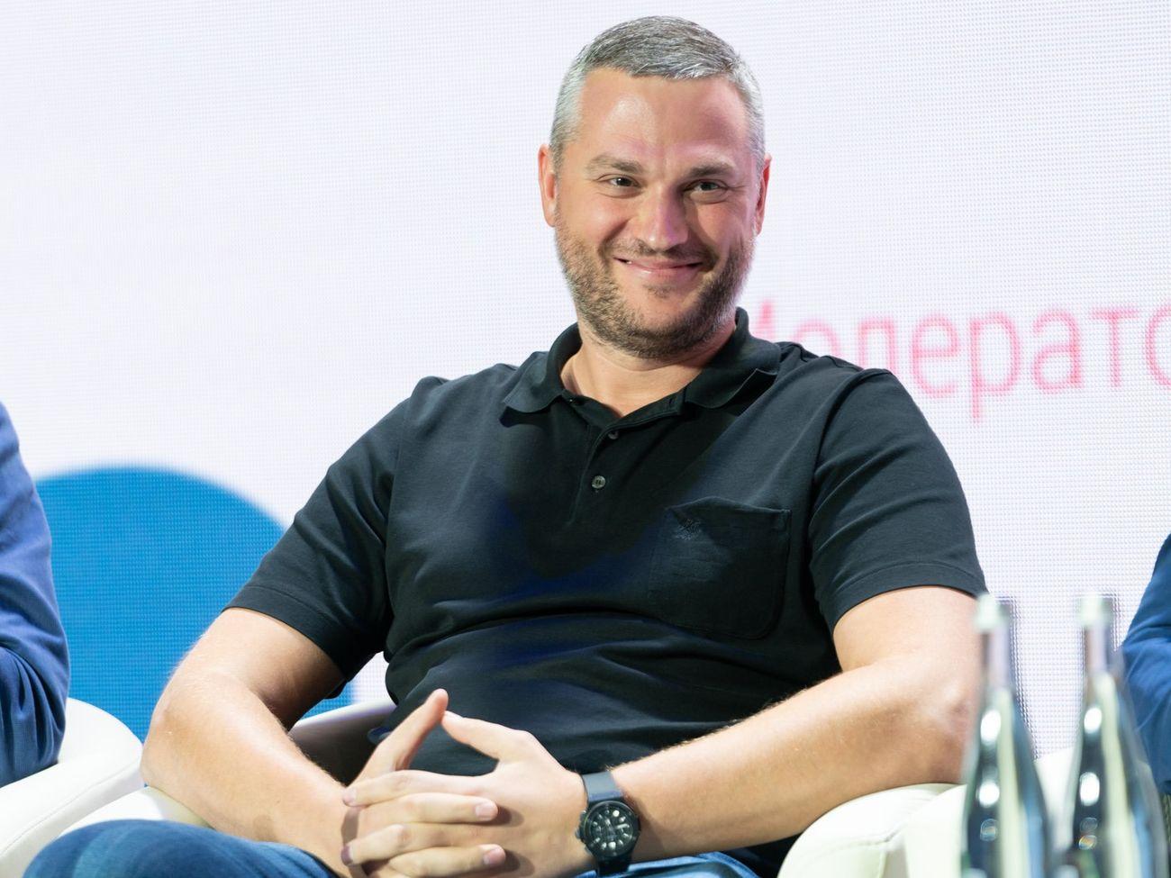 Александр Кохановский.
