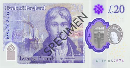 Изображение — Bank Of England.