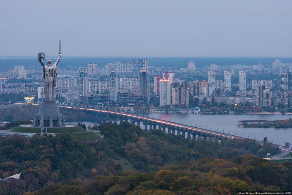 Киев занял первое место в Европе по количеству высоток
